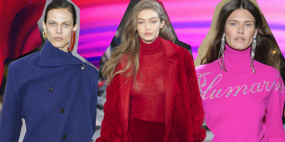I colori di tendenza per l 39 autunno inverno 2018 pagina sette for Colori moda inverno 2018